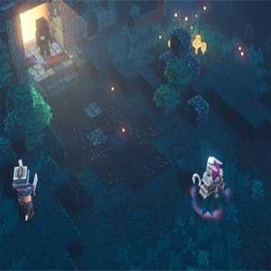 Minecraft Dungeons- Explore treasure