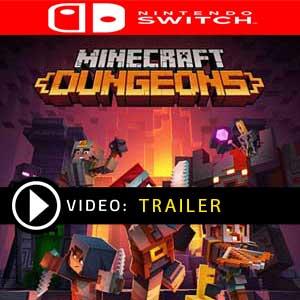 Koop Minecraft Dungeons Nintendo Switch Goedkope Prijsvergelijke