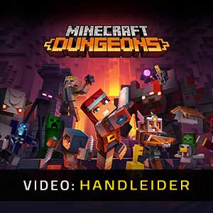 Minecraft Dungeons Video-opname