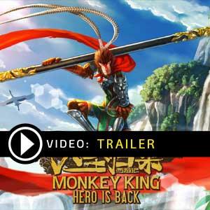 Koop MONKEY KING HERO IS BACK CD Key Goedkoop Vergelijk de Prijzen