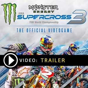 Koop Monster Energy Supercross The Official Videogame 3 CD Key Goedkoop Vergelijk de Prijzen