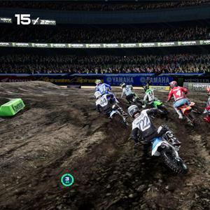 Monster Energy Supercross 4 Race