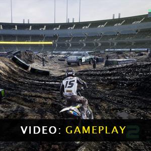 Monster Energy Supercross 4 Gameplay Video