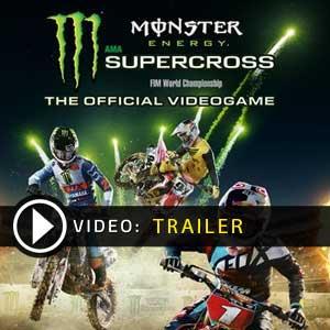 Koop Monster Energy Supercross CD Key Goedkoop Vergelijk de Prijzen