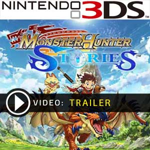 Koop Monster Hunter Stories 3DS Download Code Prijsvergelijker