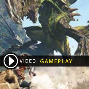 Monster Hunter World Gameplay Video