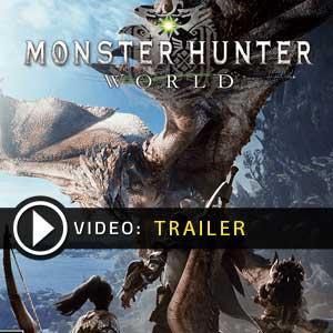 Koop Monster Hunter World CD Key Goedkoop Vergelijk de Prijzen