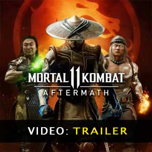 Koop Mortal Kombat 11 Aftermath CD Key Goedkoop Vergelijk de Prijzen