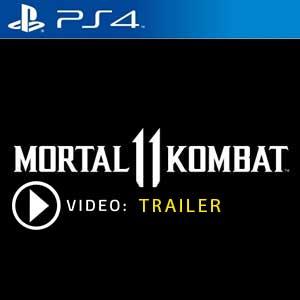 Koop Mortal Kombat 11 PS4 Goedkoop Vergelijk de Prijzen