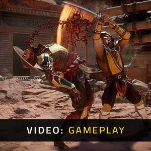 Mortal Kombat 11 Gameplay Video