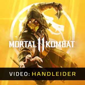 Mortal Kombat 11 Video-opname