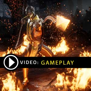 Mortal Kombat 11 Gameplay Video
