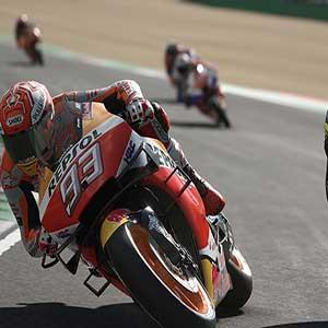 MotoGP 20 Naam op het pak