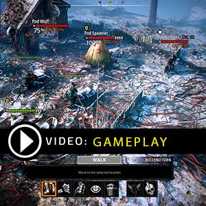 Mutant Year Zero Seed of Evil Gameplay Video