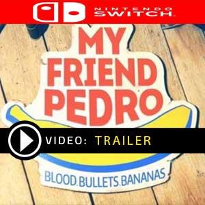 Koop My Friend Pedro Nintendo Switch Goedkope Prijsvergelijke