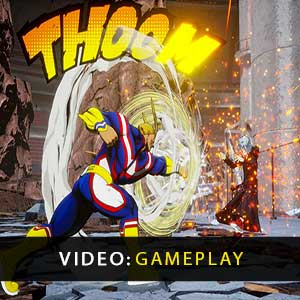 My Hero One's Justice 2 Gameplay Video