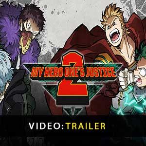 Koop My Hero One's Justice 2 CD Key Goedkoop Vergelijk de Prijzen