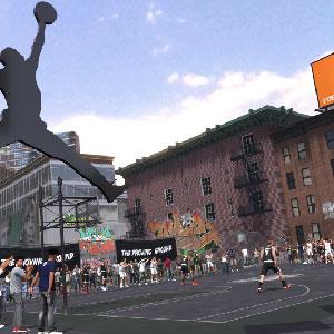 NBA 2K18 MyPark