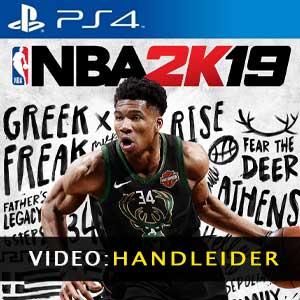 Koop NBA 2K19 PS4 Goedkoop Vergelijk de Prijzen