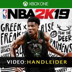 Koop NBA 2K19 Xbox One Goedkoop Vergelijk de Prijzen