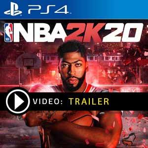 Koop NBA 2K20 PS4 Goedkoop Vergelijk de Prijzen