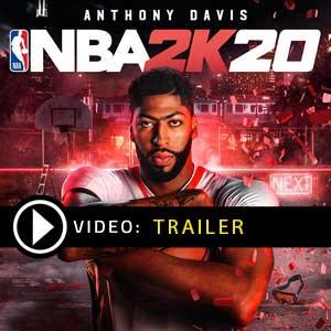 Koop NBA 2K20 CD Key Goedkoop Vergelijk de Prijzen