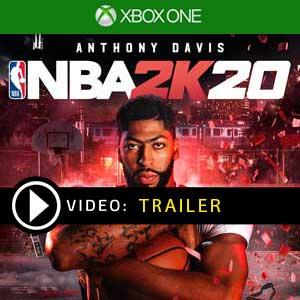 Koop NBA 2K20 Xbox One Goedkoop Vergelijk de Prijzen