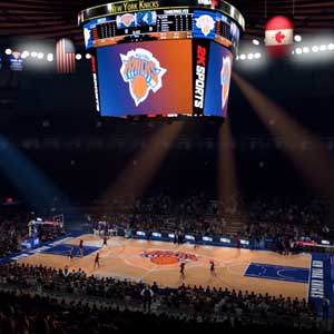 NBA 2K21 New York Knicks