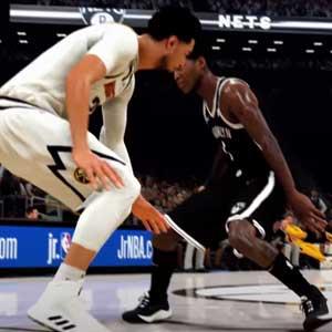 NBA 2K21 enkelbreker</span>