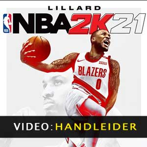 NBA 2K21 trailer video