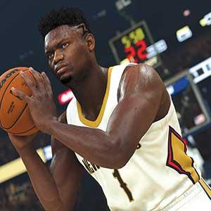 NBA 2K22 Laadscherm