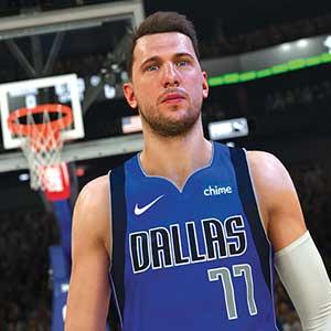 NBA 2K22 Laadscherm 75e Jubileumeditie Cover
