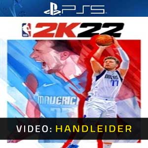 NBA 2K22 PS5 Video-opname