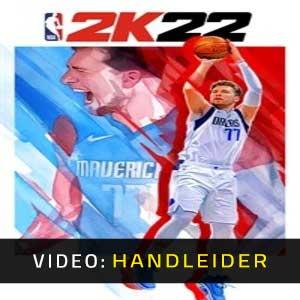 NBA 2K22 Video-opname