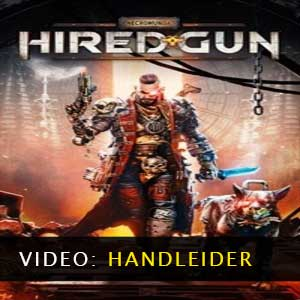 Necromunda Hired Gun Trailer Video