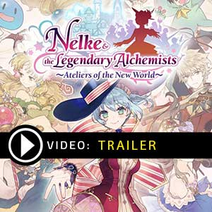 Koop Nelke & The Legendary Alchemists Ateliers of The New World Goedkoop Vergelijk de Prijzen