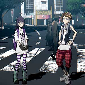 NEO The World Ends with You - Paar