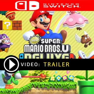 Koop New Super Mario Bros U Deluxe Nintendo Switch Goedkope Prijsvergelijken
