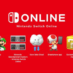 Nintendo Switch Online Kenmerken