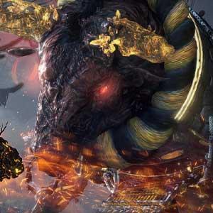 Nioh 2 The Complete Edition gigantische stier