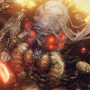 Nioh 2 The Complete Edition reuzenspin