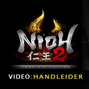 Nioh 2 The Complete Edition aanhangwagenvideo
