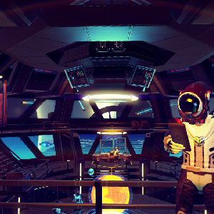 No Mans Sky Space Station