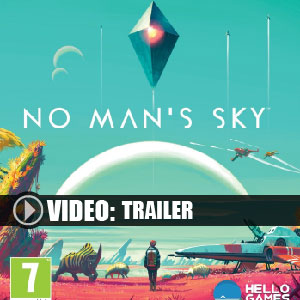 Koop No Mans Sky CD Key Compare Prices