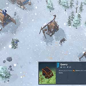Newly discovered continent of Northgard