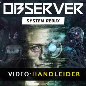 Observer System Redux Videotrailer