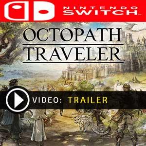 Koop OCTOPATH TRAVELER Nintendo Switch Goedkope Prijsvergelijke