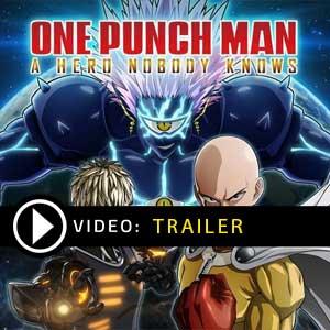 Koop One Punch Man A Hero Nobody Knows CD Key Goedkoop Vergelijk de Prijzen
