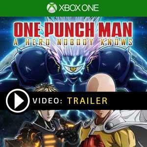 Koop One Punch Man A Hero Nobody Knows Xbox One Goedkoop Vergelijk de Prijzen