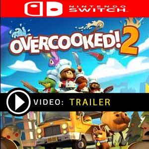 Koop Overcooked 2 Nintendo Switch Goedkope Prijsvergelijke